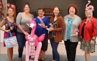 GFWC Junior Woman's Club of Lakeland Flamingo Bingo