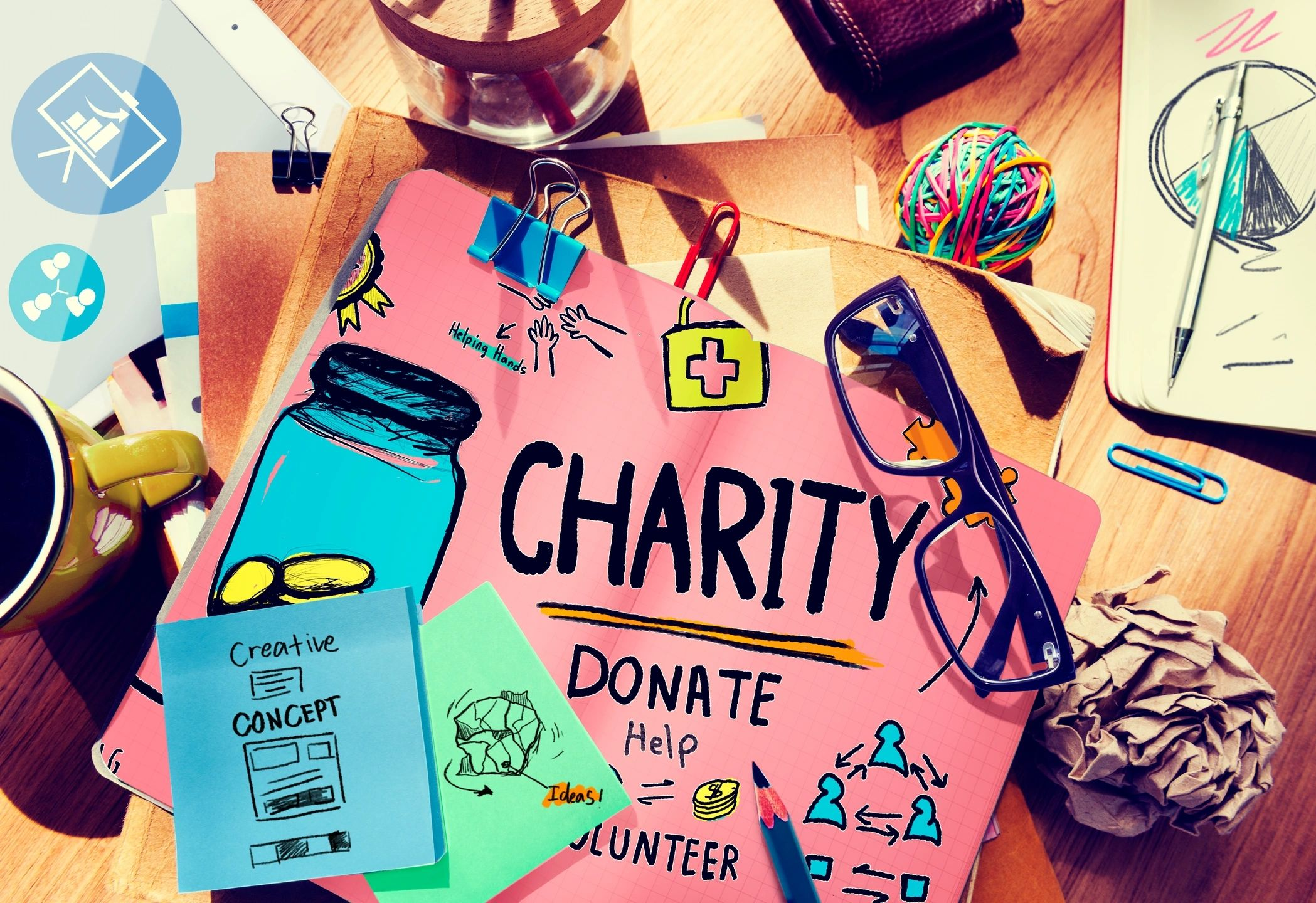 GFWC Junior Woman's Club of Lakeland Charity Donations