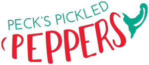 Peck's Pickled Peppers | Sliced Hungarian Hot Wax Peppers Logo