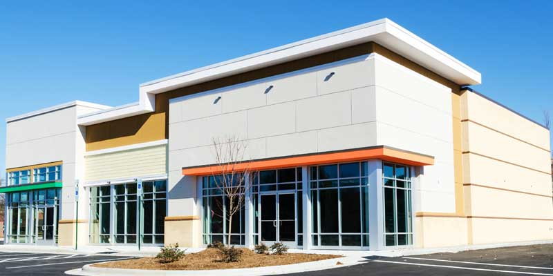 Exterior Commercial Painting Company