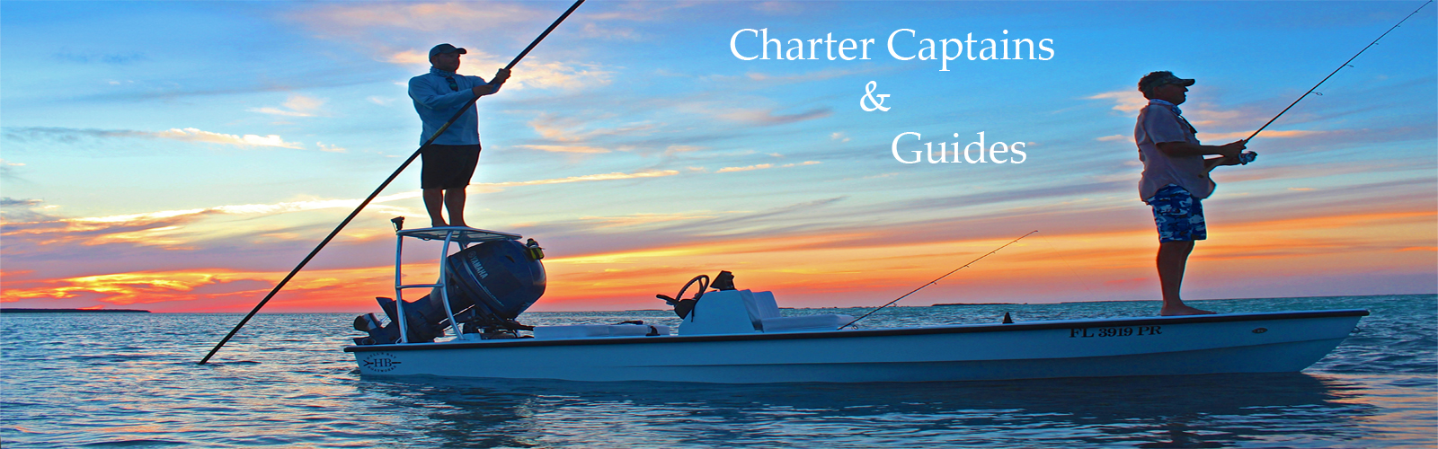 Charter captains and guides in Boca Grande Florida
