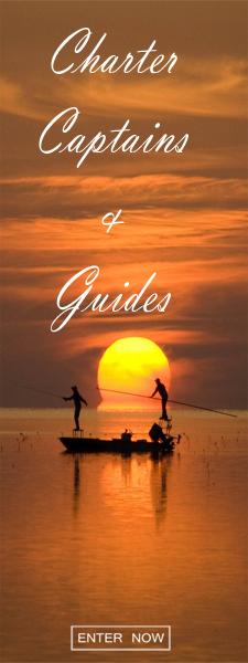 Boca Grande Florida charter captains and guides
