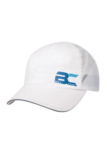 BC Ultralight Fishing Hat in White