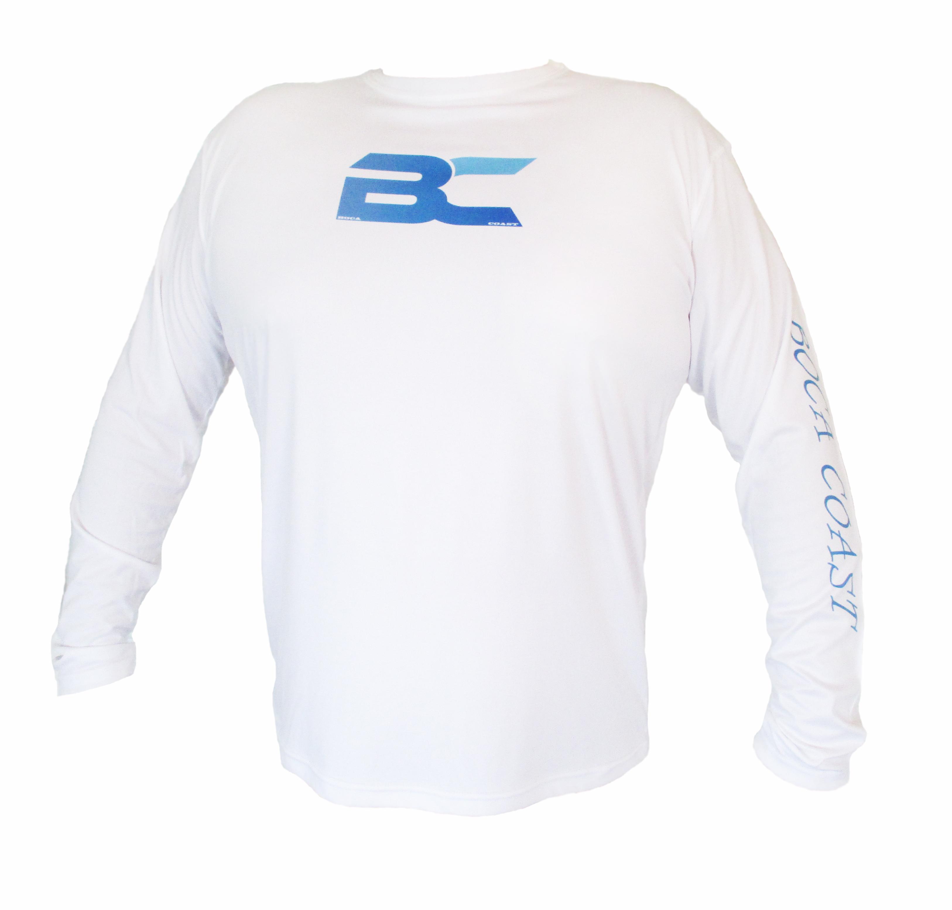 BC long sleeve fishing performance shirt