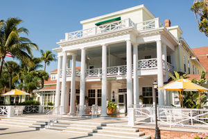 The Gasparilla Inn in Boca Grande Florida