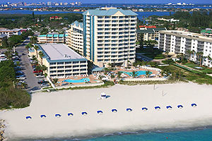 Lido Beach Resort in Sarsota Florida