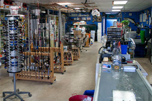 All About Fishing store in Sarasota Florida