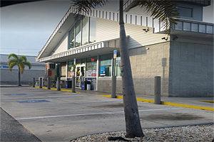 Chum at Barracuda Bills Mobil Placida Florida