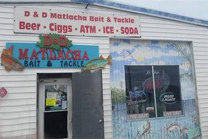 D and D Matlacha bait shop
