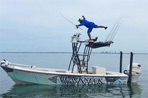Tampa Bay Florida fishing guide Mike Goodwine
