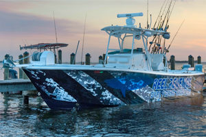 Deep Sea and Off Shore Fishing Boat in Ft Myers Fl
