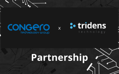 Congero Technology Group Entered Partnership with Tridens Technology