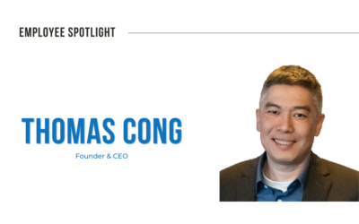 From Vietnam Native to U.S. CEO: The Story of Mr. Thomas Cong