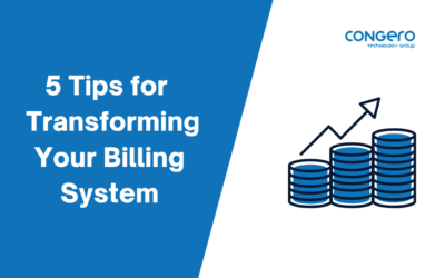 5 Tips For Transforming Your Billing System
