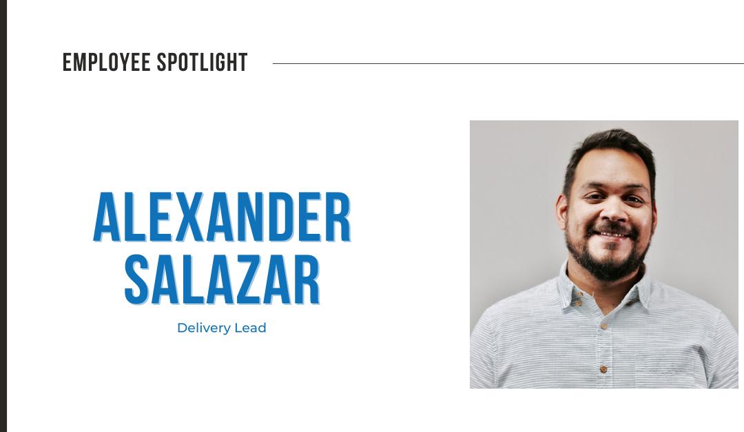 Alexander Salazar and His Journey of Self Improvement