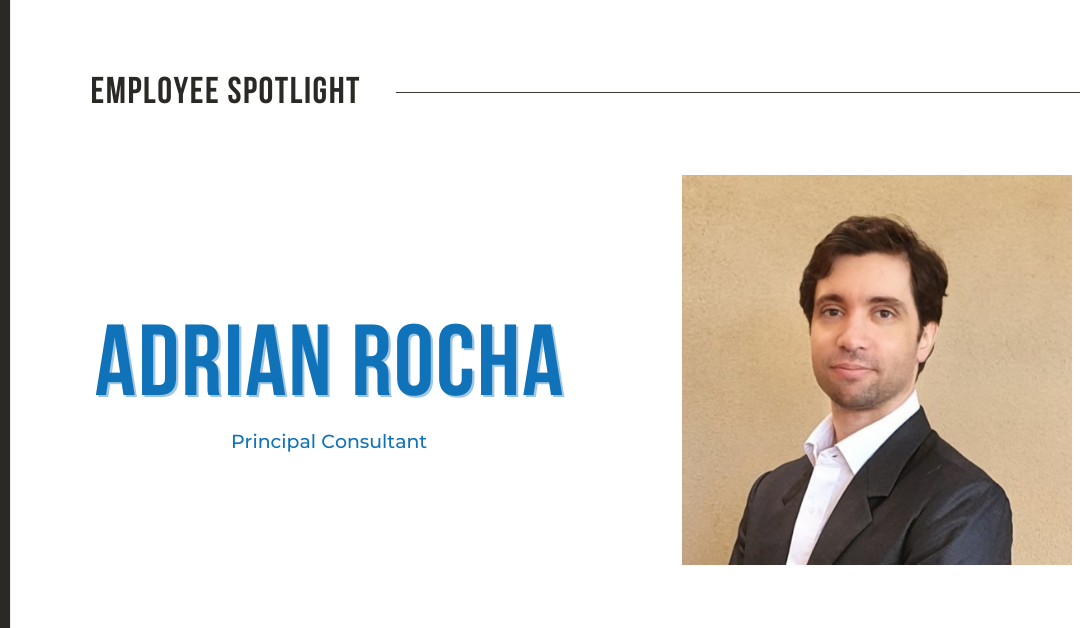 Adrian Rocha: a Tech Lover, Passionate Coder, and People Admirer