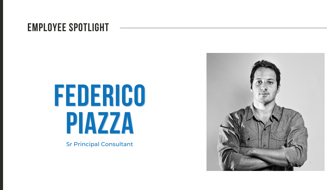 Federico Piazza: Beyond a Backends Expert