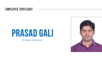 """""""Stay Hungry, Stay Foolish:"""" Prasad Gali and His Journey from India"""