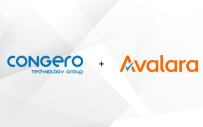 Congero Technology Group Partners with Avalara to Automate Tax Compliance