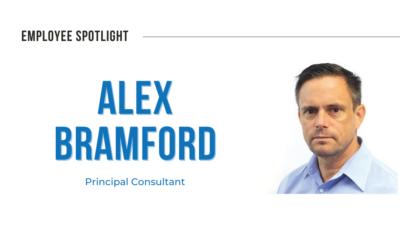 Alex Bramford: A Tech Enthusiast, BRM Expert, World Traveler