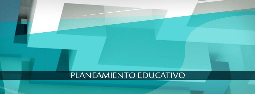 PLANEAMIENTO EDUCATIVO2