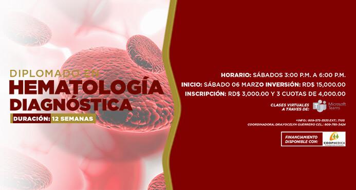 Diplomado en hematología diagnóstica