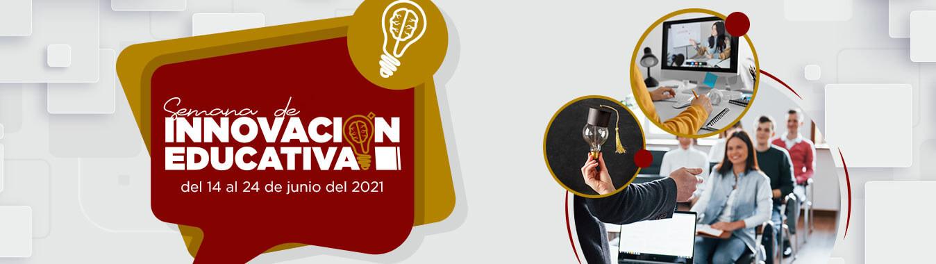 semana innovacion educativa 2021 banner web