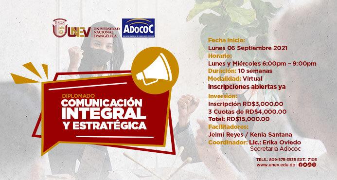 evento web Diplomado Comunicación Integral