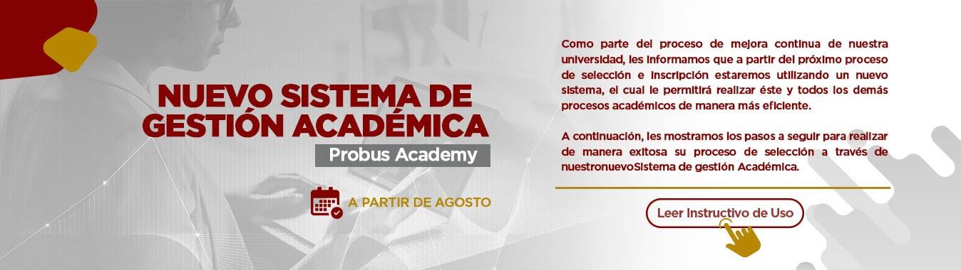 Probus academy seleccion 3-2021