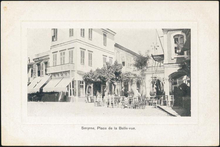 """Καφενείο """"Bella-Vista"""""""