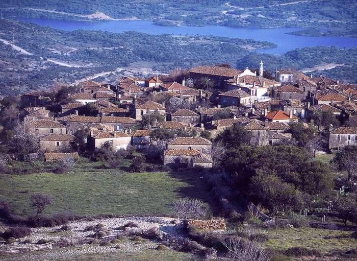 Αγρίδια (Ίμβρος), το μόνο ελληνικό χωριό που ζούνε μόνο Έλληνες