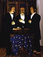 Από το Μουσείο Κέρινων Ομοιομάτων του Παύλου Βρέλλη