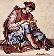 Έλληνας έμπορος του 18ου αι.