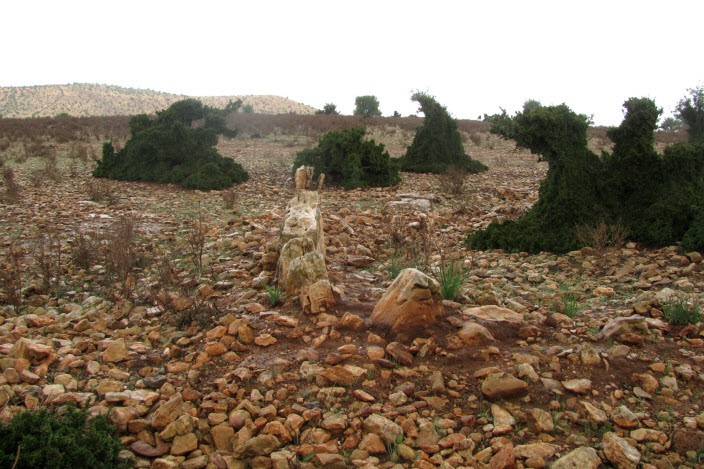 possible-sight of atlantis in marocco
