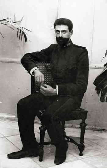 Ο Παύλος Μελάς, (από τη σελίδα http://users.sch.gr/pchaloul/melas-paulos.htm)