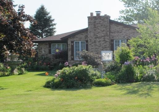 LeVasseur Home, 3656 Seven Mile Rd., Bay City