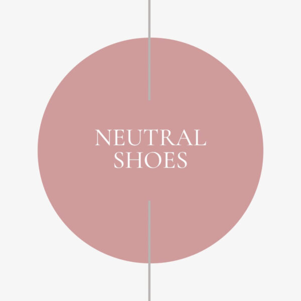 Neutral Shoes for Spring and Summer 2021