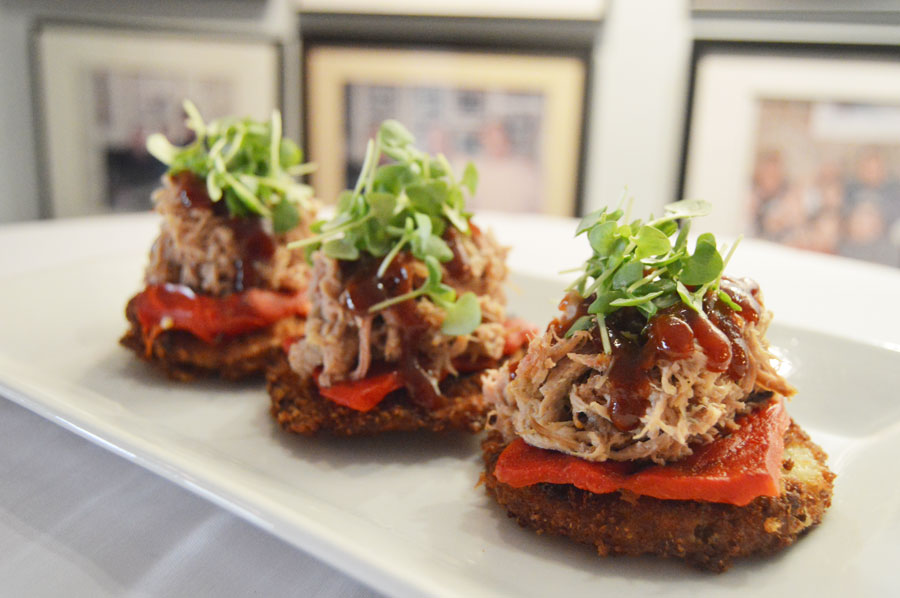 Ava's Fried Green Tomatoes