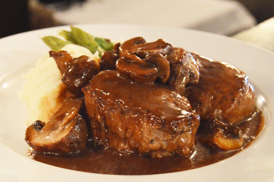 steak dianne