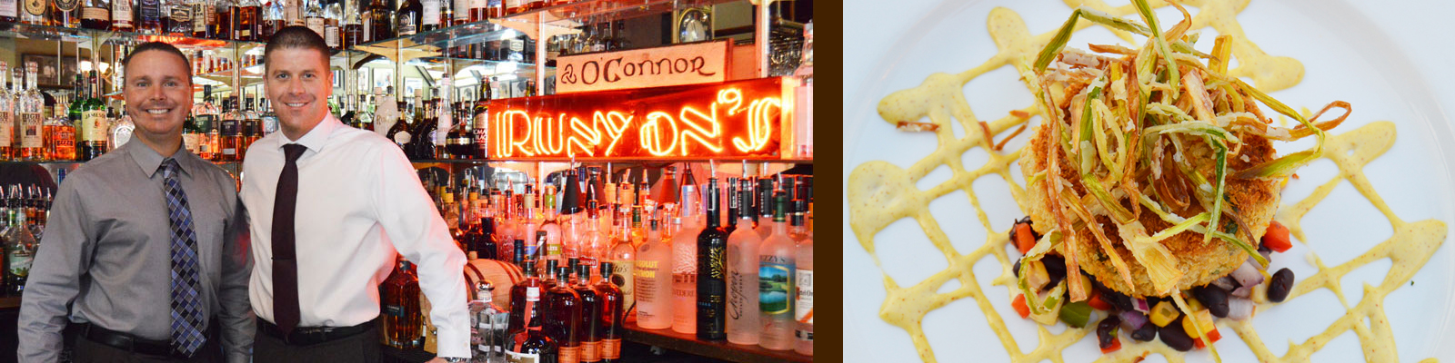 runyons bar and crab cake