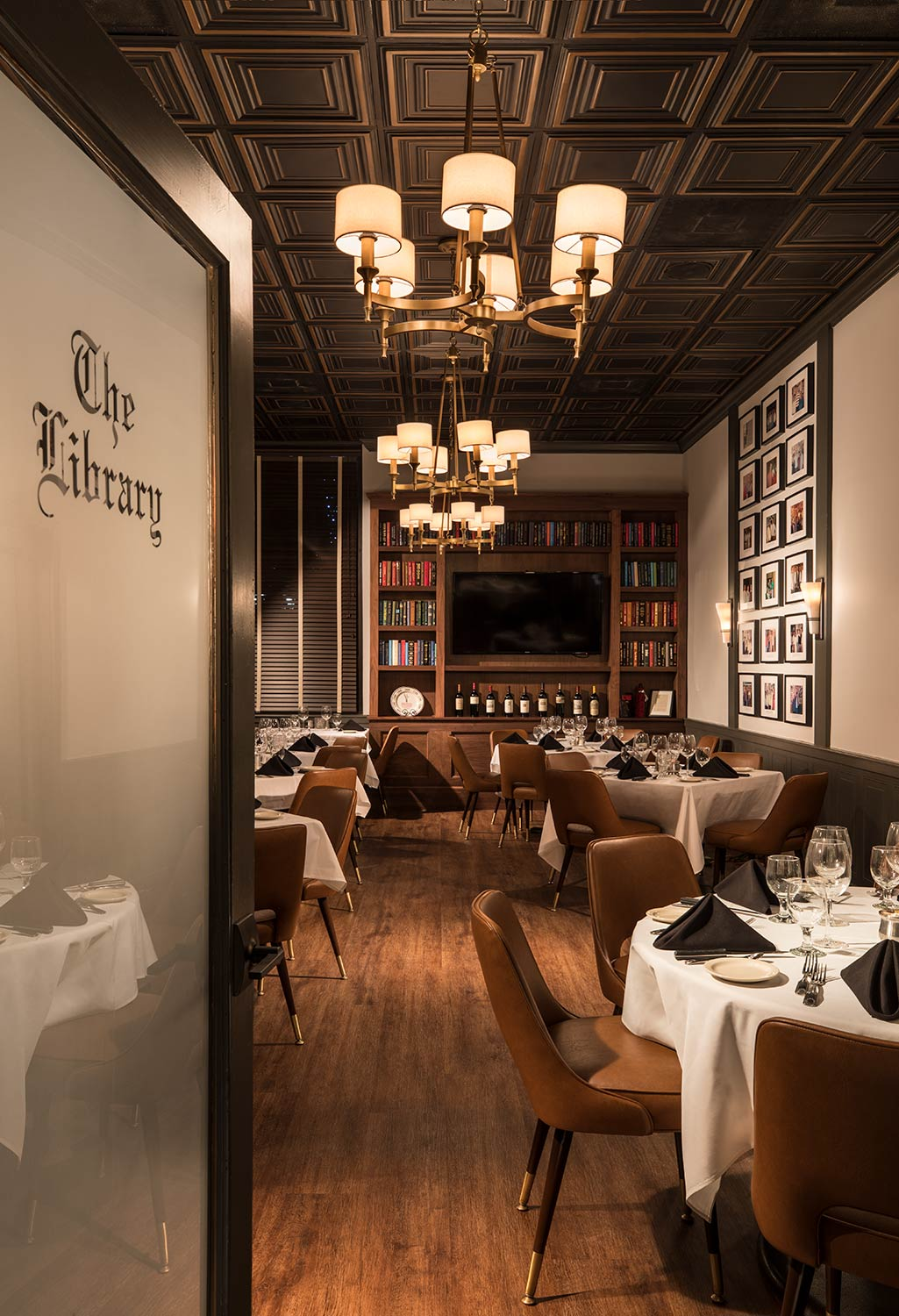 Runyon's Private Dining Room