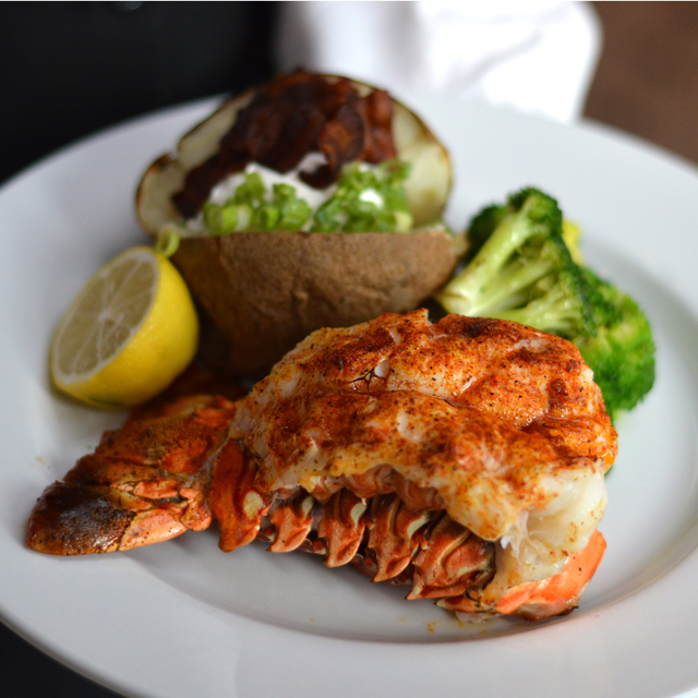 Broiled Lobster
