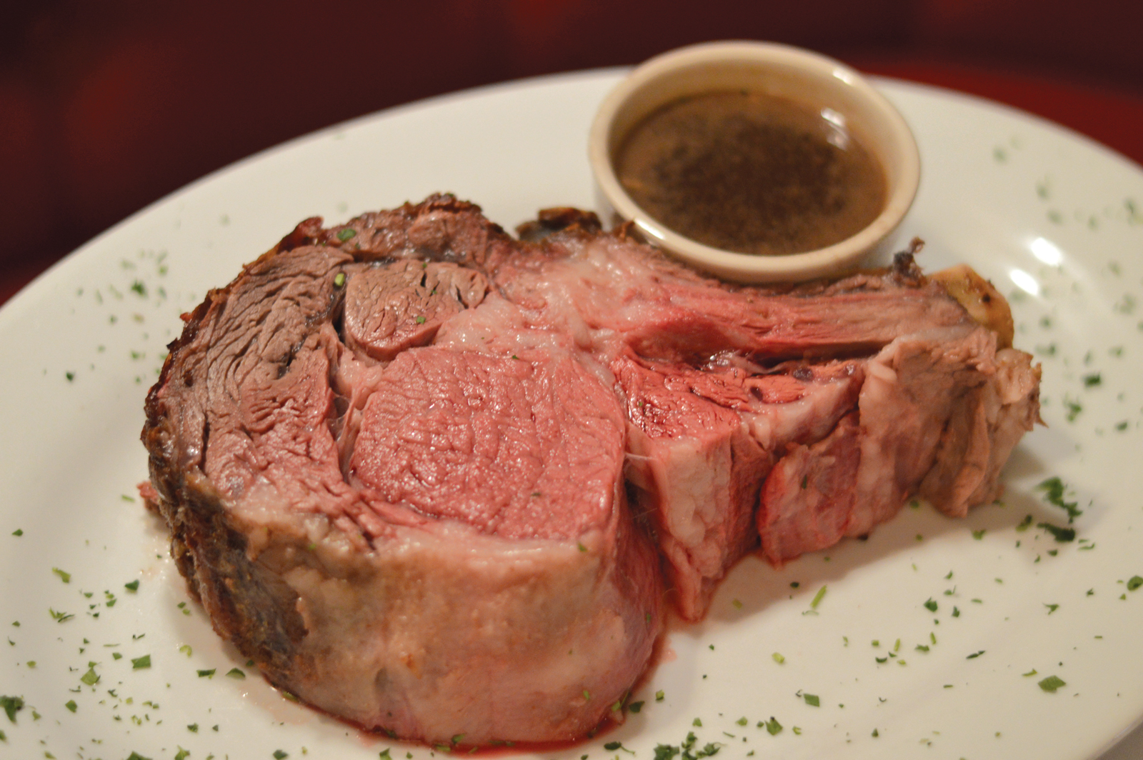 Roasted Prime Rib of Beef