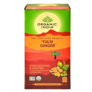 TULSI GINGER TBAGS