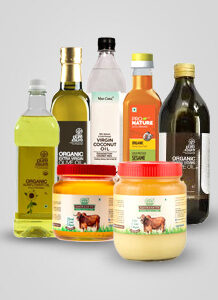 Ghee & Cold Pressed Edible Oils