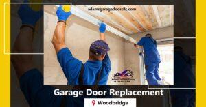 Garage Door Replacement Service