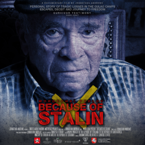 Because of Stalin a film by Johnathan Andrews
