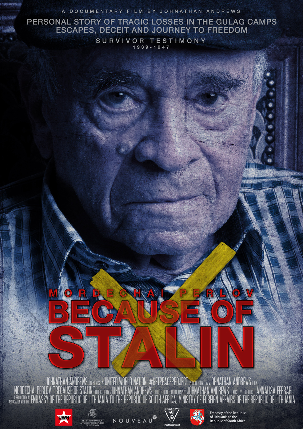 Because of Stalin - Movie Poster