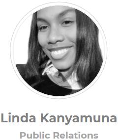 Linda Kanyamuna, Public Relations, Alternative Financing and Private Loan Advisor