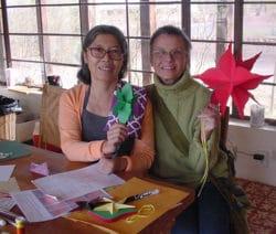 Susan Corl Paper Playshop 2016 - Poinsettias